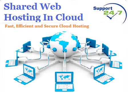 Affordable Shared Cloud Web Hosting in India